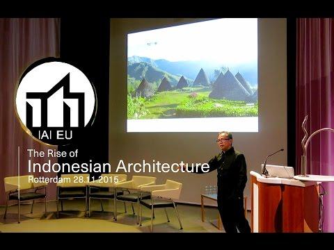 IAI EU - The Rise Of Indonesian Architecture