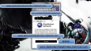 Darksiders 2 Death Rides Pack DLC Free Giveaway