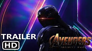 Avengers: Age of Ultron (Avengers infinity war Style) HD