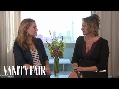 Janet McTeer Talks