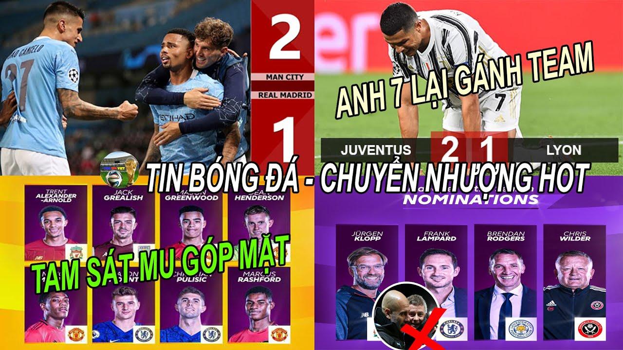 💥Tin bóng đá 8/8 KQ CupC1 Real bị loại cay đắng trc Man City, Anh 7 gánh Team Juve vẫn k thể đi tiếp