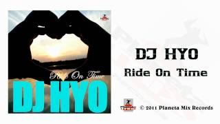 Dj HYO - Ride On Time (Discoduck Radio Edit)