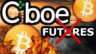 No CBOE Bitcoin Futures? No Problem! Bullish BTC Singal. Honey Badger Keeps Trucking