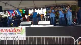 Noche De Bodas   Valdo Diaz & Su Orquesta 20 Aniversario Rumbon De Barrio Hatillo 10/07/16