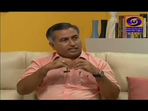 Dr.Suresh Babu, Scientist, ISRO - in Sudinam