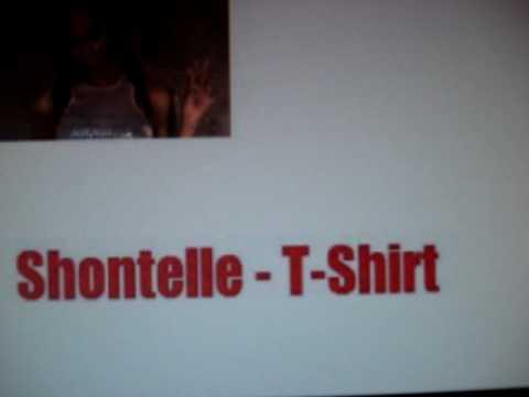 MusicEel download T Shirt Shontelle mp3 music