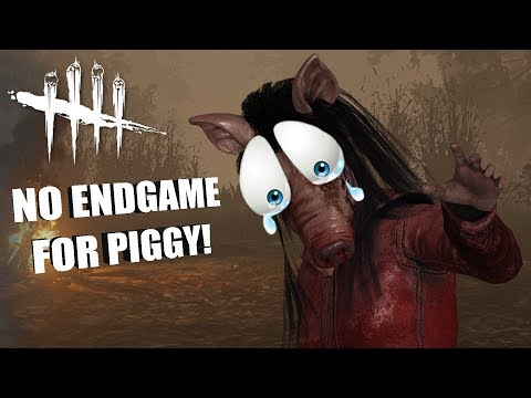 NO ENDGAME FOR PIGGY! | Dead By Daylight THE PIG (PTB)