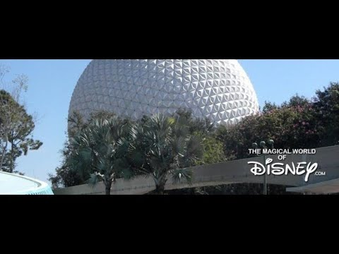 EPCOT Main Entrance Full Music Loop - EPCOT - Walt Disney World