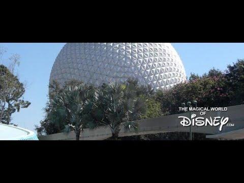 EPCOT Main Entrance Full Music Loop - EPCOT - Walt Disney World