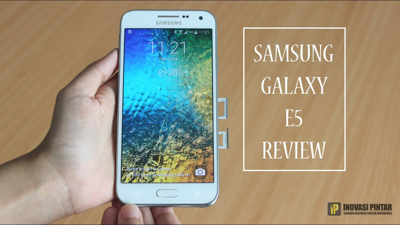 Samsung Galaxy E5 Review Youtube