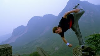 Ryan Doyle Travel Story - Freerunning in China - Episode 6