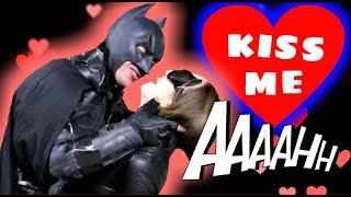 Kissing Batman | 'Epic Bec' episode 98