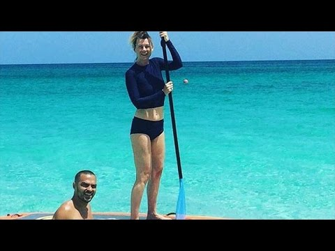 'Grey's Anatomy' Star Jesse Williams Vacations With Co-Star Ellen Pompeo Amid Petition Drama