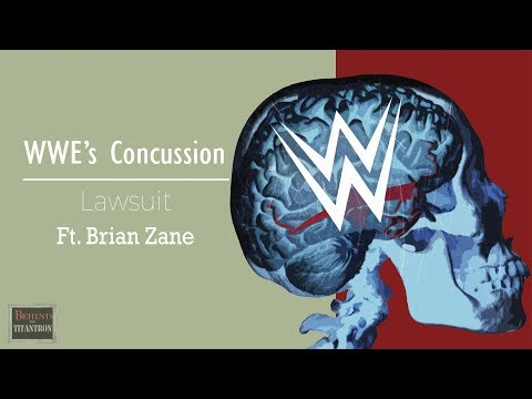 WWE Concussion Lawsuit ft. Brian Zane - Episode 27 - Behind The Titantron