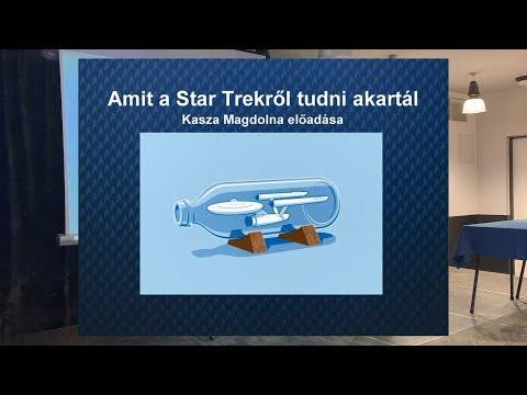 Amit a Star Trekről tudni akartál