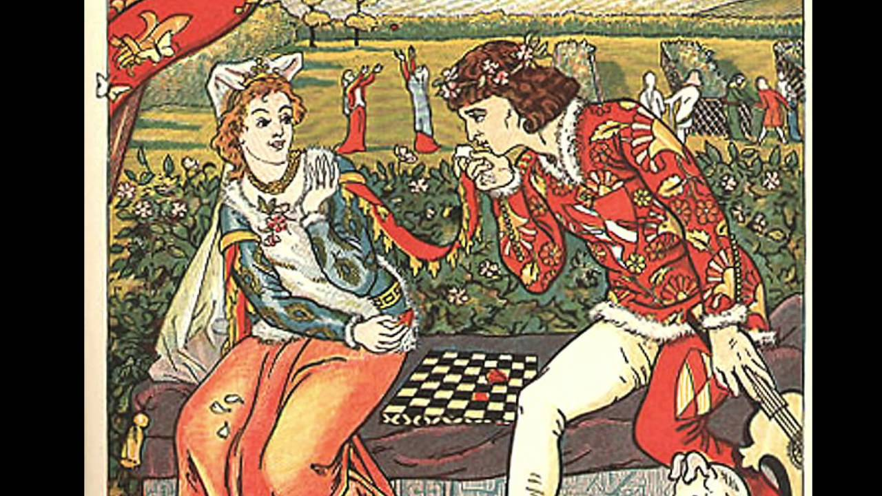 courtly love in romeo and juliet