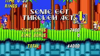 [TAS] Genesis Sonic the Hedgehog 2 by Zurggriff & Aglar in 17:40.08 - CamHack