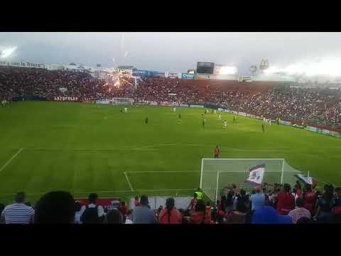 Gol!!! De la trinka fresera del Irapuato!🍓🍓⚽⚽