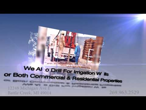 Well Drilling Contractor in Battle Creek MI | Ray Leonard Well Drilling