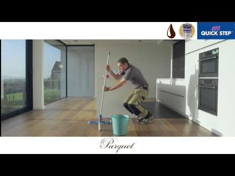How to keep your oiled wood floor look beautiful (intensive care)