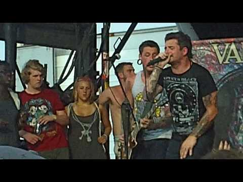 Vanna-Safe To Say Warped tour 2010