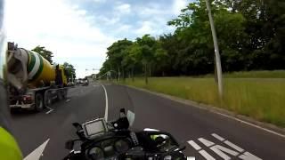 Op de Politiemotor, spoedrit naar ongeval
