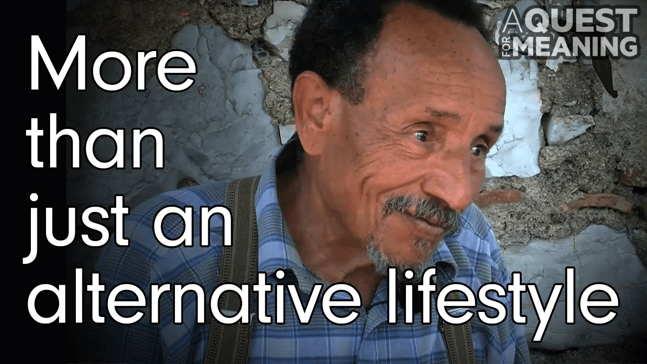"""""""More than just an alternative lifestyle"""" by  Pierre Rabhi"""