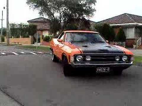 Ford XA UTE