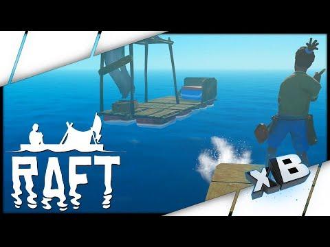 Jumping Ship! :: Raft Multiplayer Gameplay :: E05