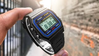 Casio F91W Review - The Best Watch Money Can Buy?