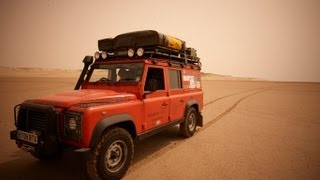 Land Rover: 2013 Royal Geographical Society (with IBG) Bursary