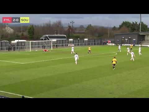 Fylde Southport Goals And Highlights
