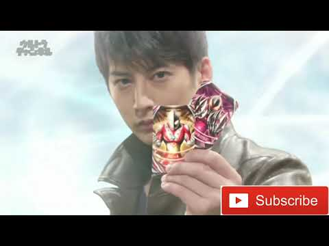 All Cards Ultraman Orb And All Characters Ultraman Orb Part 3