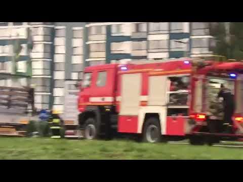 Волинські Новини: Горить вантажівка Луцьк|ІА Волинські Новини