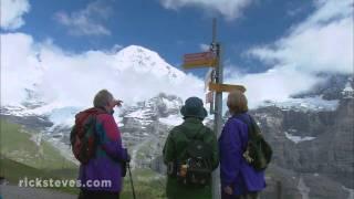 Berner Oberland, Switzerland: Hiking in the Alps