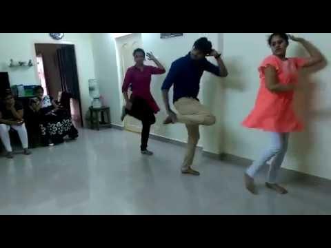 orugalluke pilla dance performance.Vijayawada