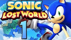 Let's Play Sonic Lost World - Part 1 - Sonics verlorene Welt!