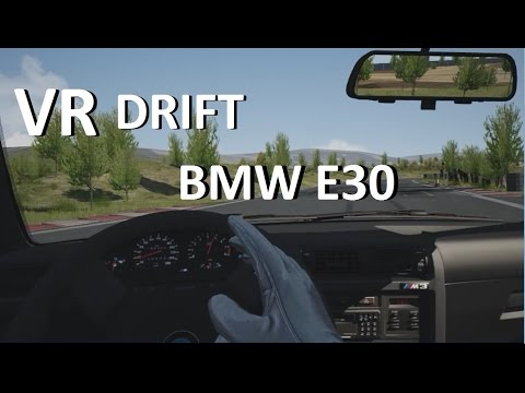 ASSETTO CORSA VR DRIFT BMW E30