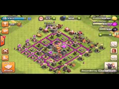 Clash of clans greece - Clan War