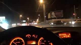 видео Езда ночью на автомобиле