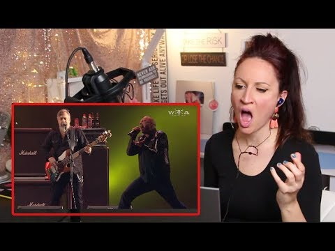 Vocal Coach REACTS to MICHAEL KISKE- UNISONIC - Exceptional - Live at Wacken Open Air 2016