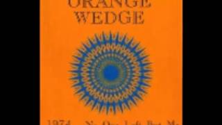 Orange Wedge - No One Left But Me (1974)