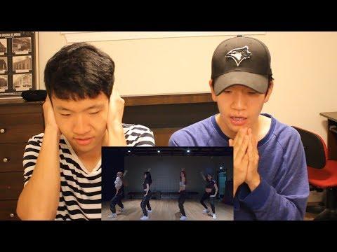 BLACKPINK - '뚜두뚜두 (DDU-DU DDU-DU)' DANCE PRACTICE VIDEO (MOVING VER.) REACTION!!!