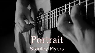 "Yoo Sik Ro (노유식) plays ""Portrait (Stanley Myers)"""