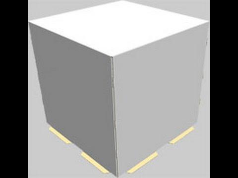 Как сделать коробку 16