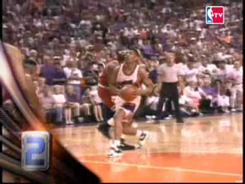 NBA Finals 1993 top 10