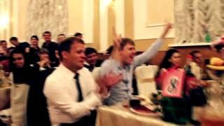 Шикарная свадьба)))) Астрахань