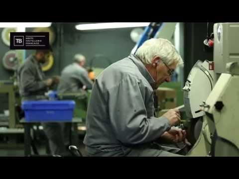 """Le couteau """"Made in France"""", par TB Groupe, Haute Coutellerie Française"""