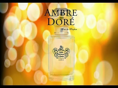 Maitre Parfumeur et Gantier - Ambre Dore Fragrance Review