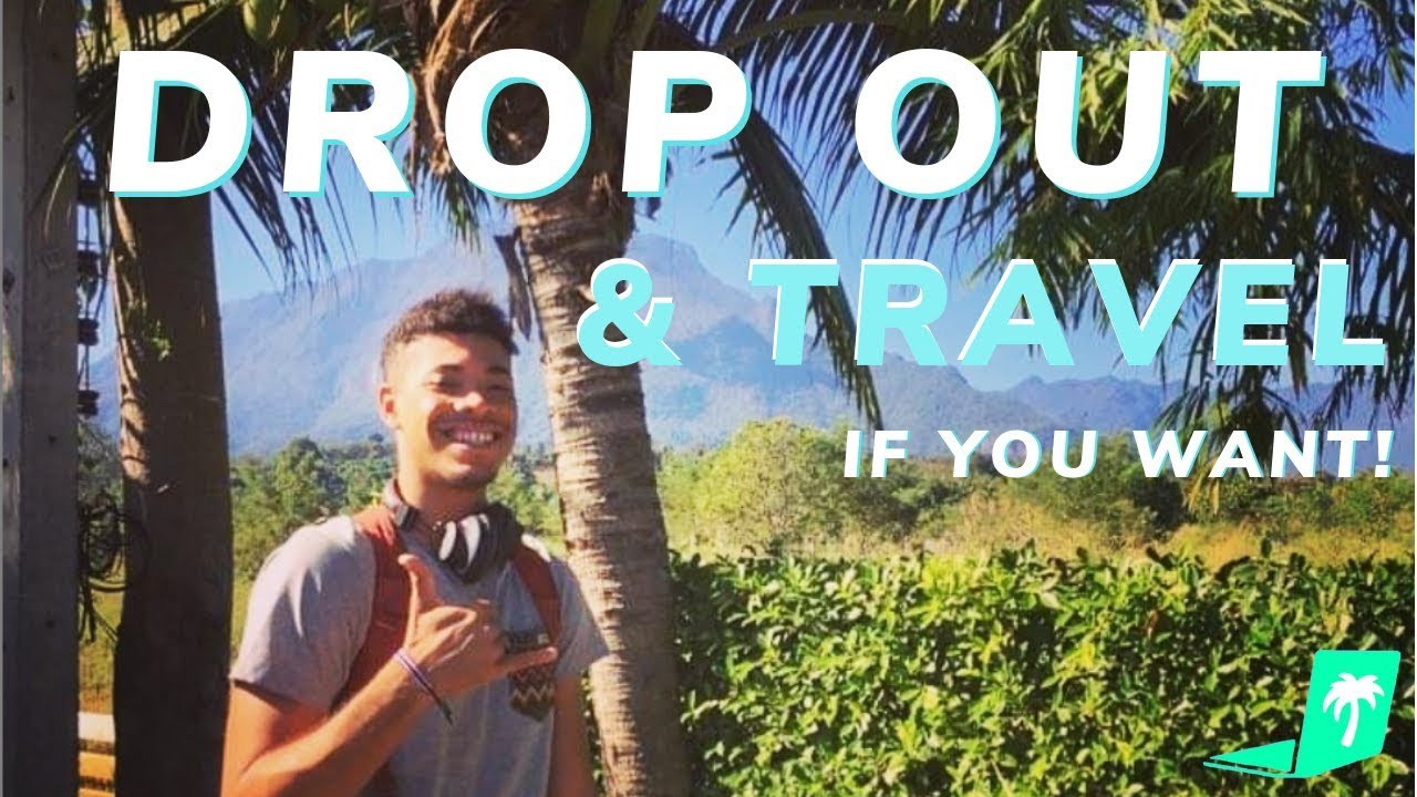 College DROPOUT Success Story ?How to Make Money Online & Travel Cheap as a Student ? LTLP 047